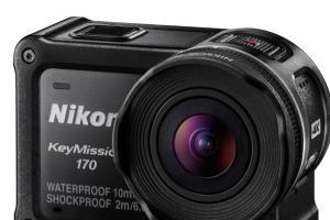 Nikon 看上 GoPro 市場?推出新款  KeyMission 170 運動相機!