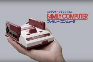 30 款經典遊戲隨你玩!任天堂推出迷你版紅白機!