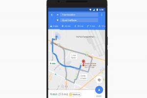 小秘書福音!Google 地圖能直接顯示「日曆行程」!