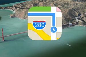 今非昔比?Apple 地圖終於超越 Google 地圖!
