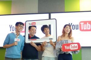 看好台灣創意!繁體中文版 YouTube 創作者社群上線!