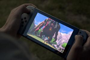 任天堂新遊戲主機 Switch!多型態操作可能有 3 大問題?
