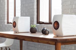 迎接 Apple 期待的音樂新世代!KEF 推出 Hi-Fi 級無線音響!