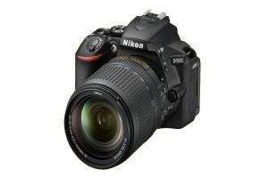按下快門照片自動傳手機!Nikon 推出 D5600 相機!