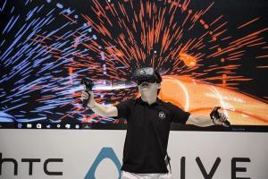 沉浸式體驗加強版?HTC Vive 宣布與電競酒吧合作!