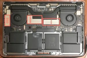 逼人購買 Apple Care?新 Macbook Pro 內部結構曝光!