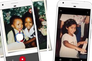 沖印相片也能 PS?Google 推出 PhotoScan 數位編輯應用!