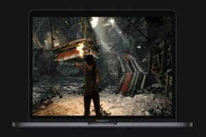 新 Macbook Pro 根本電競筆電?顯示效能可驚人提升!
