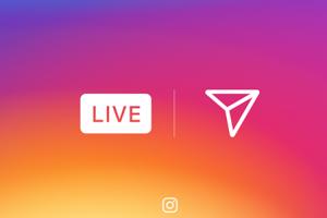 更進化!Instagram 將推出直播、閱後即焚兩大新功能!