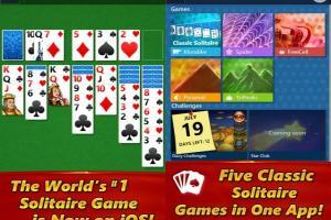 手機也可以玩《接龍》!Windows 經典遊戲登上 iOS、Android 平台!