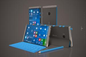 Surface Phone 明年登場有譜?傳微軟正與和碩聯手試產!