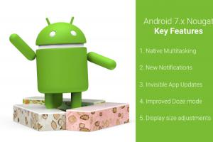 Android 7.0 何時更新?6 大手機品牌升級計畫在此!