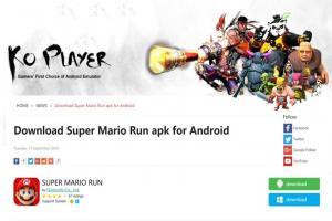Andorid 用戶留心!《Super Mario Run》病毒同步推出了