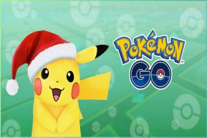 耶誕節特典計畫中?《Pokémon Go》代碼有驚喜!