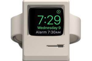 太懷念老 Apple 時代?Apple Watch 被改造成麥金塔電腦!