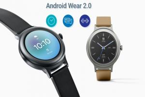 Google 正式釋出 Android Wear 2.0!六大特色搶先看