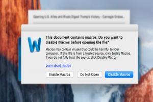 肆虐 Windows 電腦多年,老牌病毒開始入侵 Mac 了!