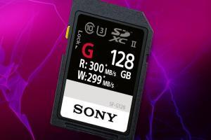 超越速度極限,Sony 推出全球最快 SD 記憶卡!