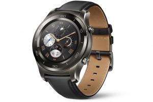 功能進化更完整!華為二代智慧表 Huawei Watch 2 推出!