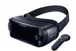 三星新一代 Gear VR 發表!還有專屬遙控器!