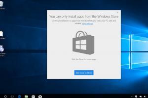 擔心用戶亂安裝?Windows 10 將依循「App Store」模式!