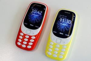 功能超陽春!為什麼 Nokia 3310 還要復活?