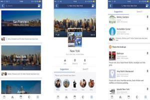 找景點不用靠 Google?Facebook 測試「城市導覽」功能!