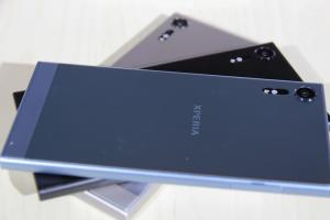 Sony XZs、XA1 四月搶先上市!超旗艦 XZ Premium 還要再等等!