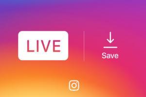 限時動態太有回憶?Instagram 開放 Live Videos 下載功能!
