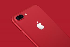 無預警曝光紅色 iPhone 7之外,Apple 官網還有 3 個小改變!