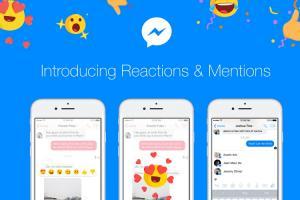 終於可以按「爛」了!Facebook Messenger 推出兩大新功能!