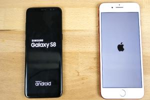 速度對決見真章?Apple iPhone 7 Plus 狂勝三星 Galaxy S8!