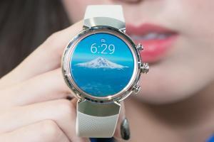 付款快過 Apple Pay?ZenWatch 3 推出悠遊卡錶款!