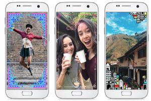 臉書 F8 大玩 AR 擴增實境!Facebook 全新相機效果好厲害!