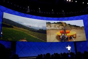 災區沒網路很焦慮?Facebook 用無人機打造簡易基地台!