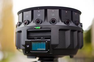 Google 又有新 360 相機了,與小蟻合作推出 YI Halo!