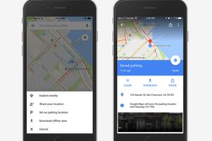 iPhone、Android 都能用!Google 地圖有隱藏版停車記錄功能?