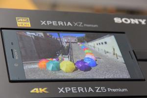 低畫質影片也能一秒升級 4K?Xperia XZ Premium  靠兩項超狂黑科技!