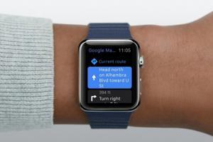 使用率太低惹禍?Google Maps 等 3 款重量級 App 拋棄 Apple Watch!