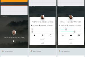 可能取代 Android?Google 神秘作業系統 Fuchsia 介面曝光!