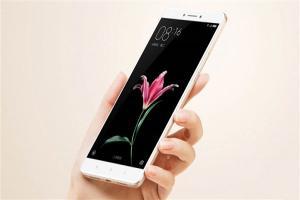 大螢幕手機又有新選擇!小米 Max 2 可能在下週發表!