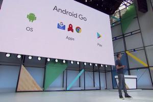 1GB RAM 也能順順跑!輕量版作業系統 Android Go 推出!