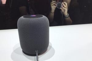 [2017 WWDC] 整合 Siri 語音功能!Apple 發表全新智慧喇叭 HomePod!