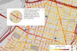 空氣品質好不好?Google Maps 直接秀給你看!