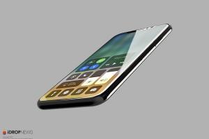 iPhone 8 搭 iOS 11 有多夢幻?4 張渲染圖搶先曝光!
