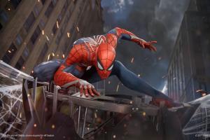 自體噴絲就是狂!漫威蜘蛛人 PS4 獨佔新作  吐絲神技猛到讓玩家都驚呆了