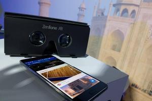 全球首款爽玩擴增及虛擬實境 ASUS Zenfone AR 正式上市!綁約價不到萬元 !(內有影片)