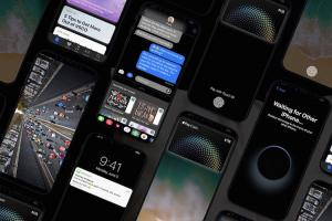 iOS 11 x iPhone 8 有多美?概念影片搶先看!
