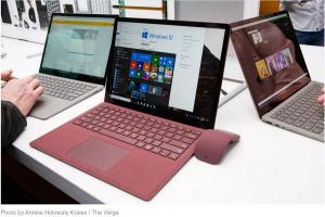 微軟態度大轉變? Surface Laptop 升級 Win10專業版 還提供反悔降級機會!