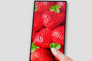 全螢幕設計將成手機主流?JDI 推出超窄邊框面板!